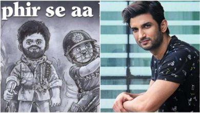 Photo of Sushant Gets an Amul Ad as a Tribute to Both His Talent & On-Screen Charm