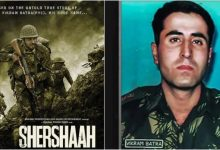 Photo of Team 'Shershaah' Pays Tribute to Kargil War Hero Captain Vikram Batra