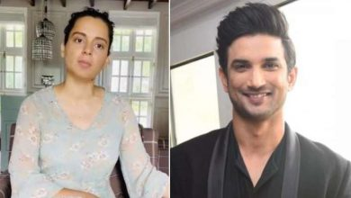 Photo of Kangana Ranaut Gets Angry at Film Industry Mafia For Sushant's Death