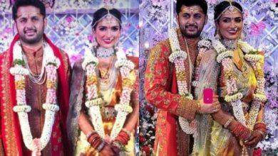 Photo of Telugu Actor Nithiin Ties The Knot With His Girlfriend