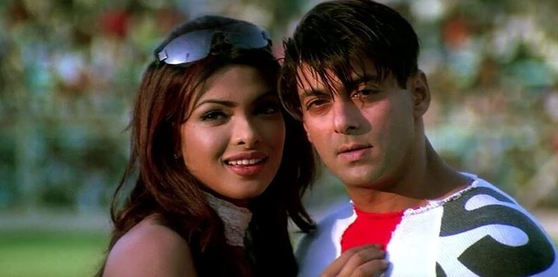 On-Screen Bollywood Pairs