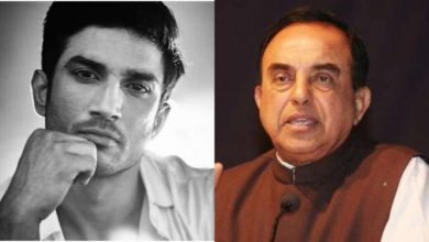 Photo of BJP MP Subramanian Swamy Has Evidence That Sushant Was Murdered
