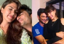 Photo of Rhea Shares Happy Moments With Sushant Through WhatsApp