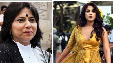 Photo of Senior Advocate Abha Singh Says Rhea Chakraborty Should be Arrested