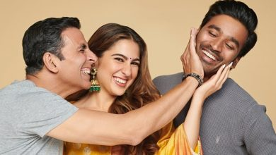 Photo of Akshay, Dhanush & Sara Starrer 'Atrangi Re' to Resume Soon
