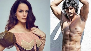 Photo of Kangana Ranaut Comes Out in Support of Vidyut Jammwal
