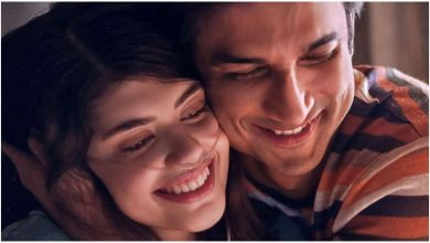 Photo of Sanjana Sanghi Shared Her Conversation With Sushant About Death