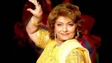 Photo of Saroj Khan Choreographed Songs That Still Create Magic on Screen