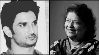 Photo of Late Saroj Khan's Instagram Post For Sushant Will Leave You in Tears
