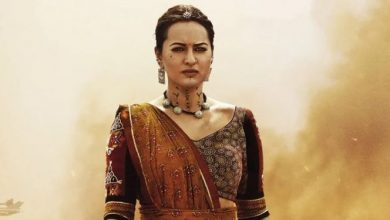 Photo of Sonakshi Sinha Unveils 'Bhuj: The Pride Of India' First Look