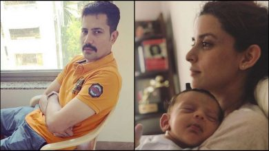 Photo of Sumeet And Ekta Give a Glimpse of Their Baby Boy Ved on Instagram