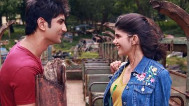 Photo of Sushant And Sanjana Explore New Versions of Young Love in Taare Ginn
