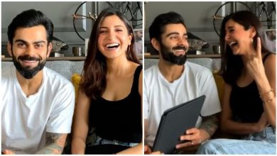 Photo of Watch: Virat Kohli And Anushka Sharma Took to Instagram and Shared a Fun Video
