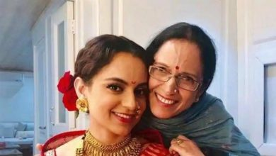 Photo of Kangana Ranaut's Mother Worries About Her Daughter's Marriage; Says THIS Emotionally
