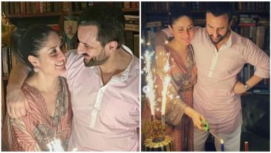 "Photo of Kareena Kapoor Khan Posted a Cute And Nostalgic Video For The ""Sparkle"" of Her Life"