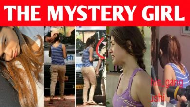 Photo of Know Who's THIS ' Mystery Girl ' in Sushant Singh Rajput Case
