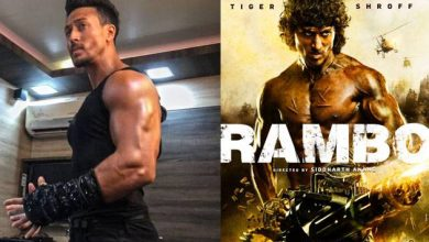 Photo of Tiger Shroff's Film Rambo's Captain Changed, This Director Replaced Siddharth Anand