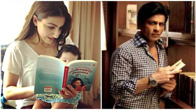 Photo of Bollywood Actors And Their Amazing Reading Habits