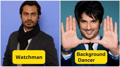 Photo of Bollywood Actors And Their First Jobs Before Acting