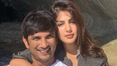 Photo of Unseen Video Of Sushant Singh Rajput And Riya Chakraborty Surfaces, Claims They Were Taking Drugs Together