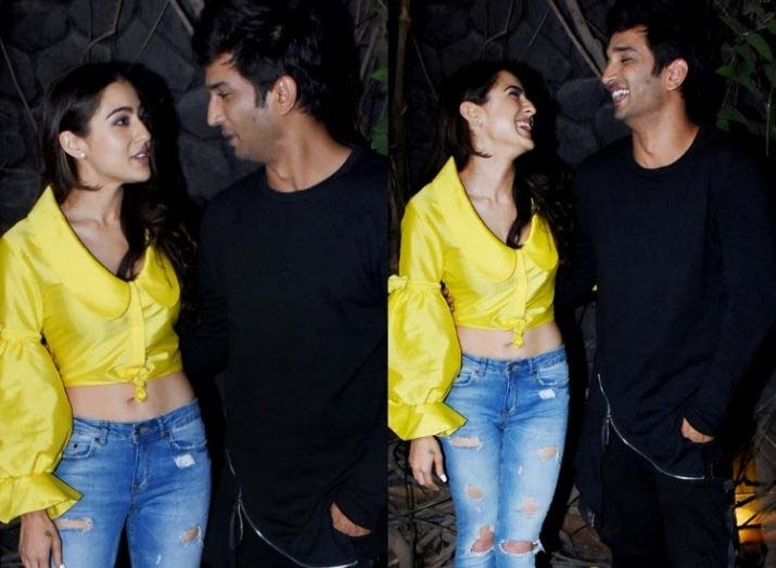 Sushant and Sara