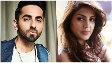 Photo of Ayushmann Khurrana Criticised For Supporting Rhea Chakraborty