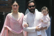 Photo of Here's How Ibrahim Ali Khan Reacted on Saif Ali Khan and Kareena Kapoor's Second Child Announcement