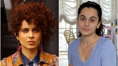 Photo of Taapsee Pannu Backed By The 'Movie Mafia'? Find Out The Truth