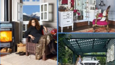 Photo of Kangana Ranaut's Bungalow Is Situated In Manali Amidst The Mountains, See INSIDE Pics