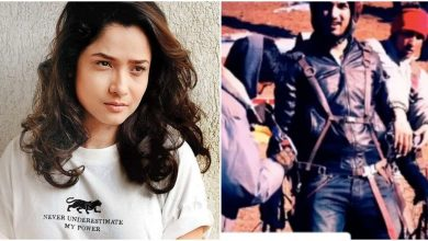 Photo of Sushant's Ex-Girlfriend Ankita Lokhande Shares Old Video Of Him While Paragliding, Says 'Keep Flying'
