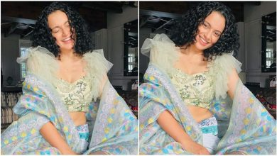 Photo of Watch Video: Kangana Ranaut Celebrates 1 Million Followers on Twitter