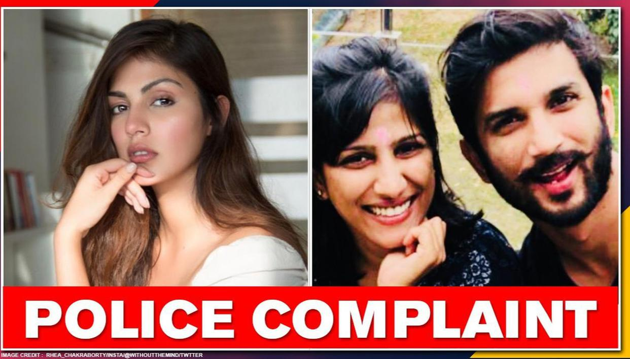 Case Against Sushant's Sister