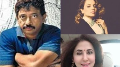 Photo of Ram Gopal Varma Enters The War Of Words Between Kangana Ranaut & Urmila Matondkar, Know What He Said And In Whose Favor
