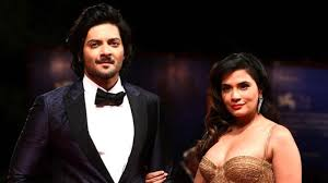 Photo of Ali Fazal Stands In Support For His Girlfriend Richa Chadha, Said- 'I Am So Proud Of You Because…'