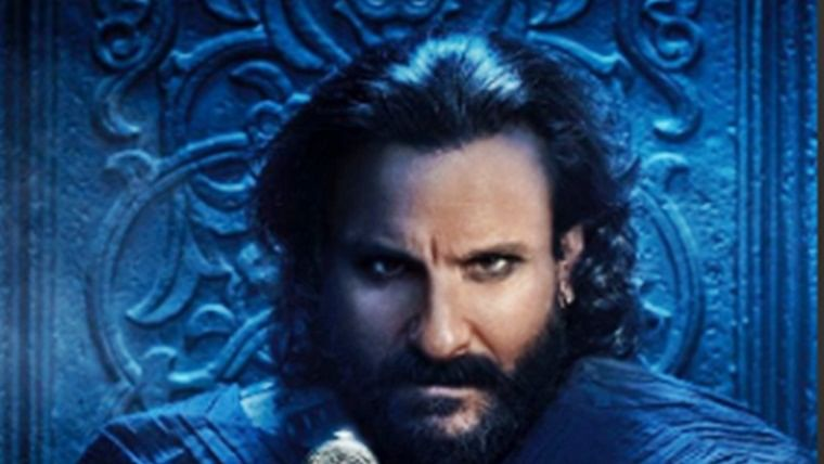 Saif Ali Khan's Horror Comedy