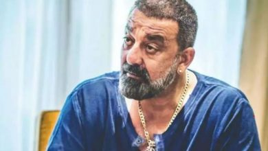 Photo of Sanjay Dutt Resumes Shooting For Shamshera; First Round of Treatment Done