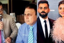 Photo of Sunil Gavaskar's Son Rohan Gavaskar Posted a Cryptic Message as a Reply to Anushka Sharma