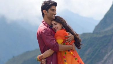 Photo of UNSEEN Video Of Sushant Singh Rajput And Sara Ali Khan Viral, Both Seen Smoking At The Farmhouse