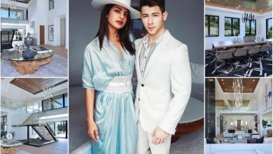 Photo of Priyanka and Nick's Sprawling Bungalow Worth 150 Crores, See UNSEEN Pics Of Their Luxurious House