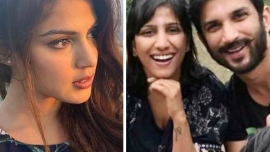 Photo of Mumbai Police Files Case Against Sushant's Sister, Rhea Chakraborty Had Filed A Complaint Regarding This