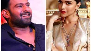 Photo of Here's How Deepika Padukone Wished Her Co-Star Prabhas On His Birthday