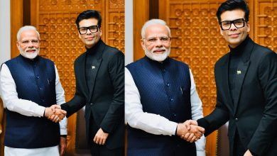 Photo of Karan Johar Pens A Note For PM Modi; HERE'S WHY