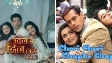 Photo of TV Serials Inspired By Bollywood Films