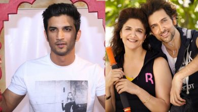 Photo of Hrithik Roshan's Mother Posted Four Months After The Death Of Sushant Singh Rajput, Shared THIS Picture