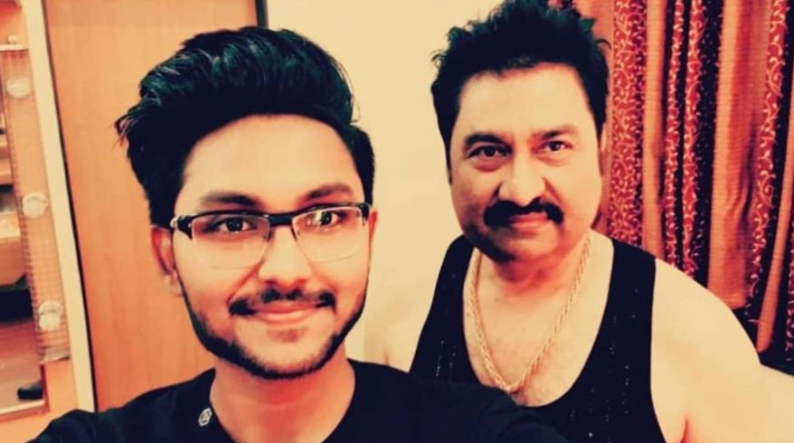 Jaan Kumar Sanu His Father
