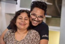 Photo of Jaan Kumar Sanu Mother Rita is Upset With Rahul Vaidya's Nepotism Remark