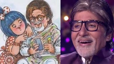Photo of This Dairy Company Created A Fun Filled Video Of Amitabh Bachchan, Congratulating Him On His 78th Birthday