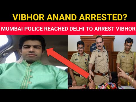 Delhi Lawyer Arrested