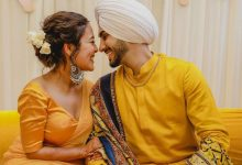 Photo of Neha Kakkar and Rohanpreet Singh's Wedding Mehendi Ceremony Pictures Go Viral
