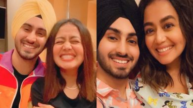 Photo of Neha Kakkar Expresses Her Love For Rohanpreet Singh; Writes Out A Heartfelt Post On Social Media